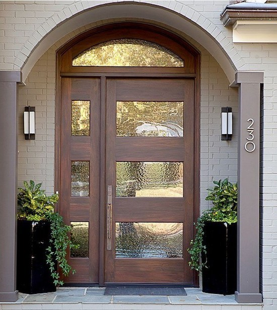 Best Front Doors With Sidelights And