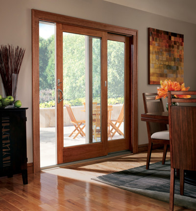 Wood Provides That Elegant Traditional Style For Your Patio Doors It Has A Distinctive Appearance And Finish Scratches Similar Small Damage Can Be