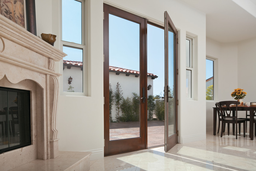 Inswing Patio Doors