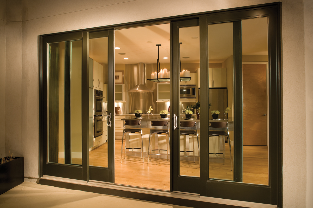 Merveilleux Fiberglass. These Patio Doors ...