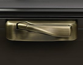 Andersen 100 Series awning and casement window hardware.