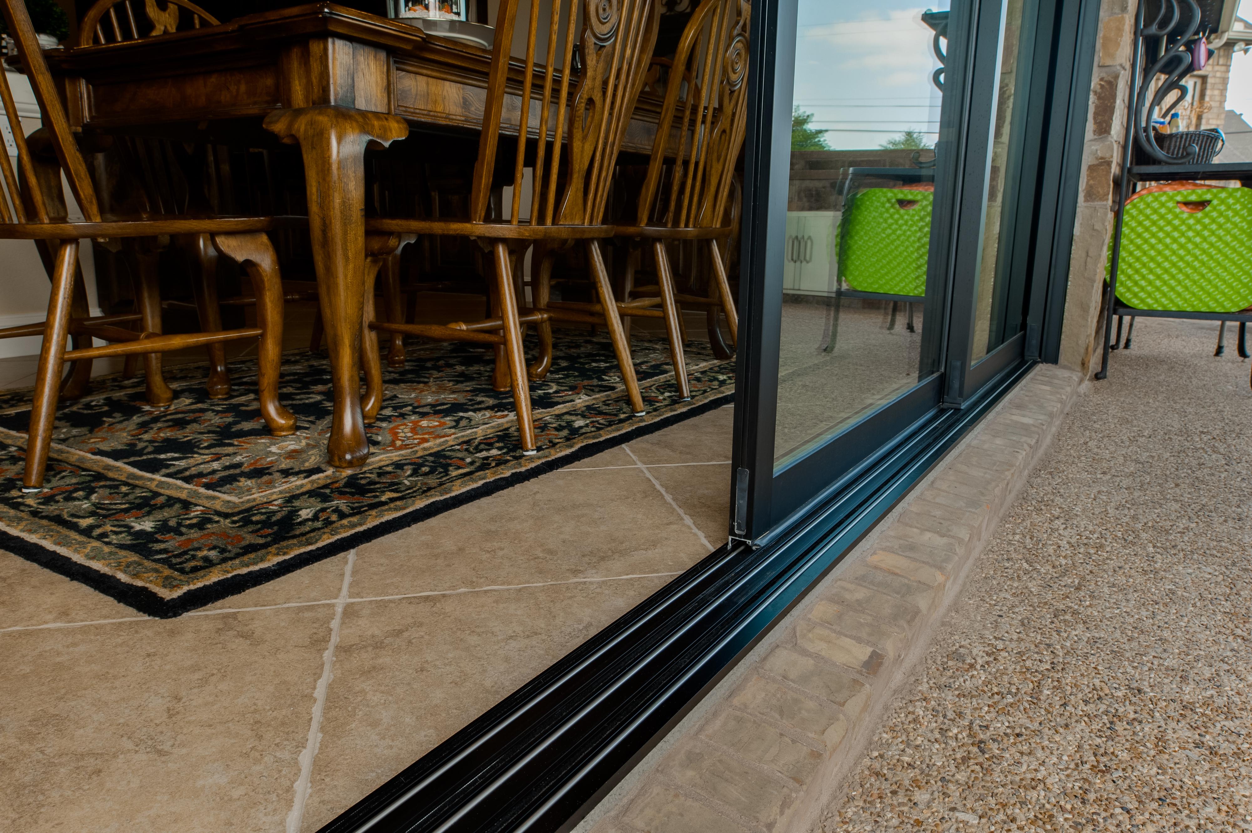 Milgard Moving Glass Wall System, Pocket Door System, By Brennan  Enterprises, Dallas,