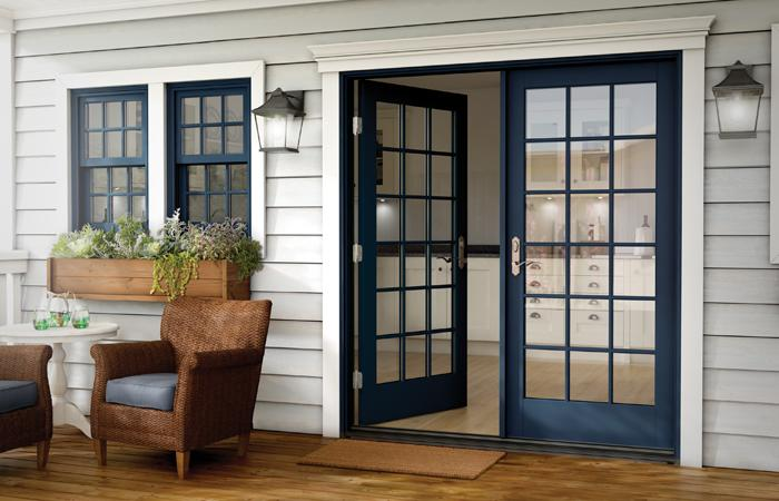 What Are The Features Of French Patio Doors?