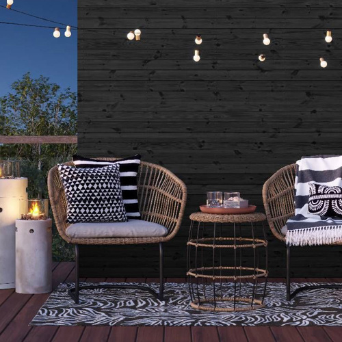 Southport 3-piece wicker motion patio set from Target