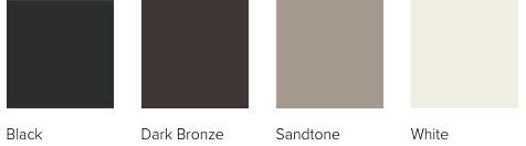 Andersen 100 Series interior colors