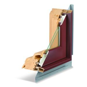 Andersen A Series Window Corner Cut