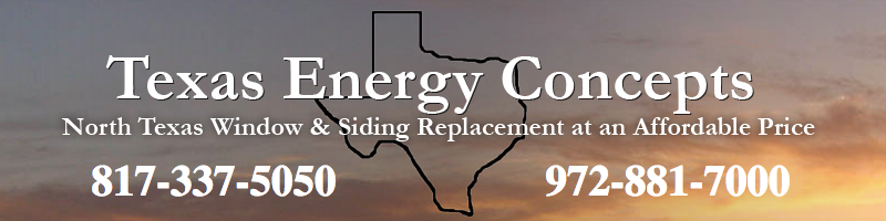 Texas Energy Concepts is one of the best siding replacement companies near Colleyville.