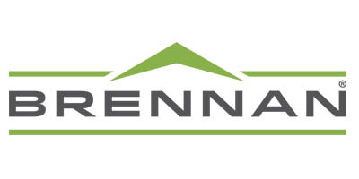 Image of Brennan Enterprises's logo. Brennan Enterprises is the best siding replacement company in North Texas and an excellent choice for homeowners in Allen.