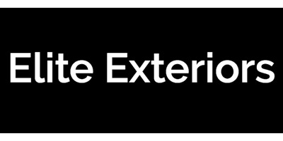 Image of Elite Exteriors's logo. Elite Exteriors is one of the best siding replacement companies in North Texas, they are based in Arlington but provide service to the metroplex including Allen, Texas.