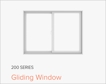 Image of Andersen's 200 Series Gliding Window. Image from Andersen Windows and Doors.