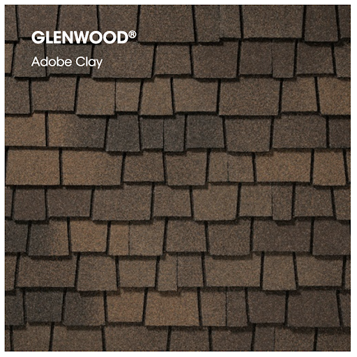 GAF Glenwood in Adobe Clay